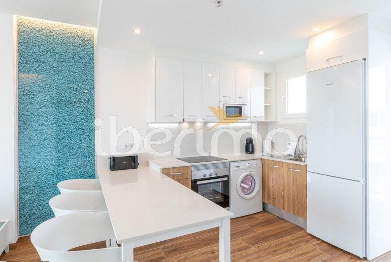 Apartment  in Alcossebre  for 4 people in a hotel complex with shared swimming pool on the seafront and adapted for reduced mobility  p8