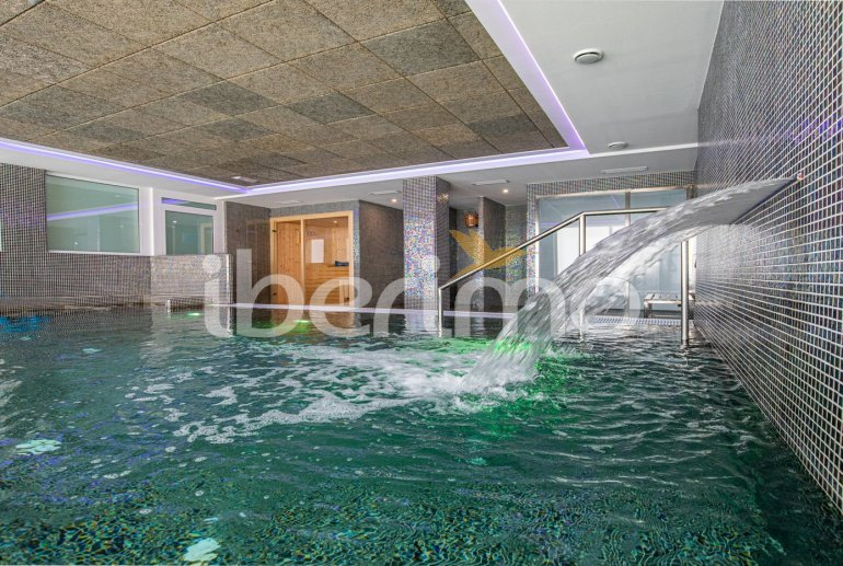 Apartment  in Alcossebre  for 4 people in a hotel complex with shared swimming pool on the seafront and adapted for reduced mobility  p23