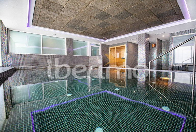 Apartment  in Alcossebre  for 4 people in a hotel complex with shared swimming pool on the seafront and adapted for reduced mobility  p22