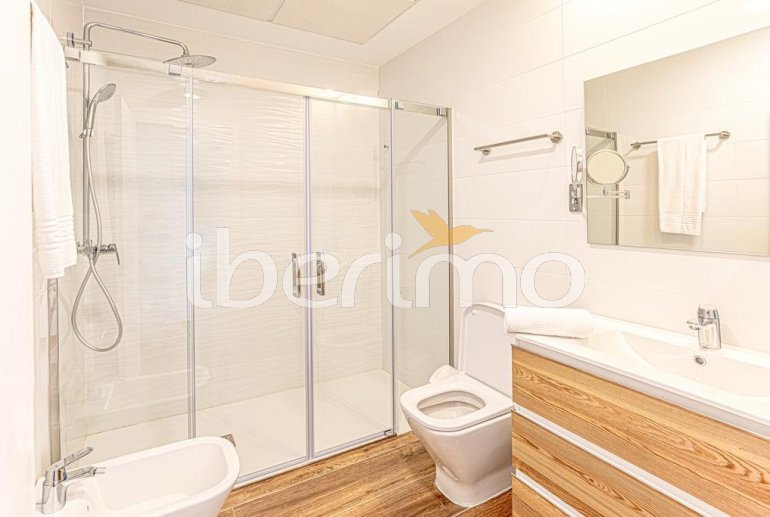 Apartment  in Alcossebre  for 5 people in a hotel complex with communal swimming pool and frontal sea view  p13