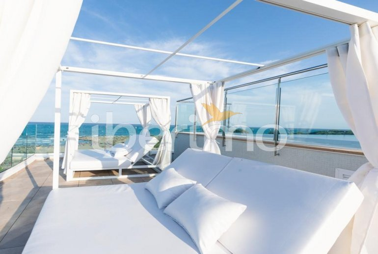 Apartment  in Alcossebre  for 5 people in a hotel complex with communal swimming pool and frontal sea view  p17