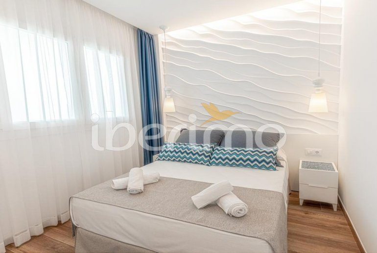 Apartment  in Alcossebre  for 5 people in a hotel complex with communal swimming pool and frontal sea view  p10