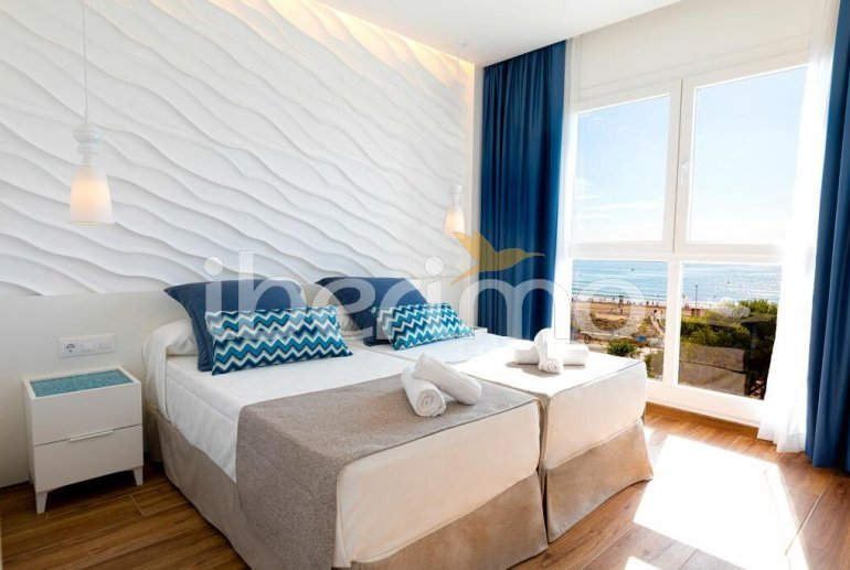 Apartment  in Alcossebre  for 5 people in a hotel complex with communal swimming pool and frontal sea view  p12