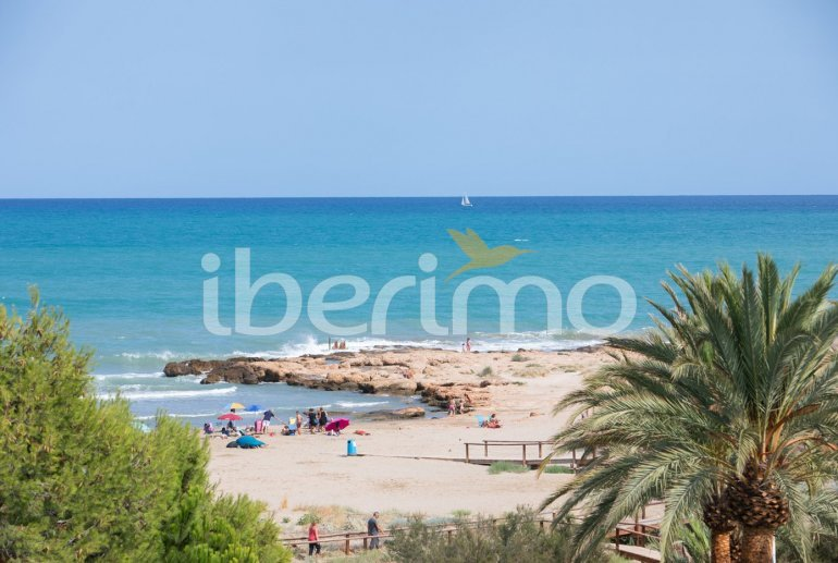 Family apartment  in Alcossebre  for 5 people in a hotel complex with communal pool and direct sea view  p39