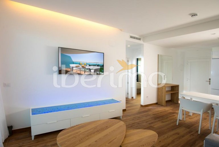 Family apartment  in Alcossebre  for 5 people in a hotel complex with communal pool and direct sea view  p8