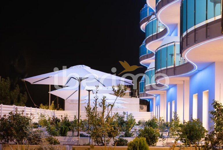 Apartment  in Alcossebre  for 5 people in a hotel complex with communal pool, large terrace and seafront  p2