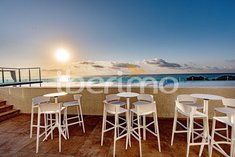 Apartment  in Alcossebre  for 5 people in a hotel complex with communal pool, large terrace and seafront  p24