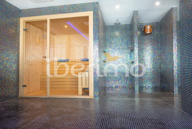Apartment  in Alcossebre  for 5 people in a hotel complex with communal pool, large terrace and seafront  p32