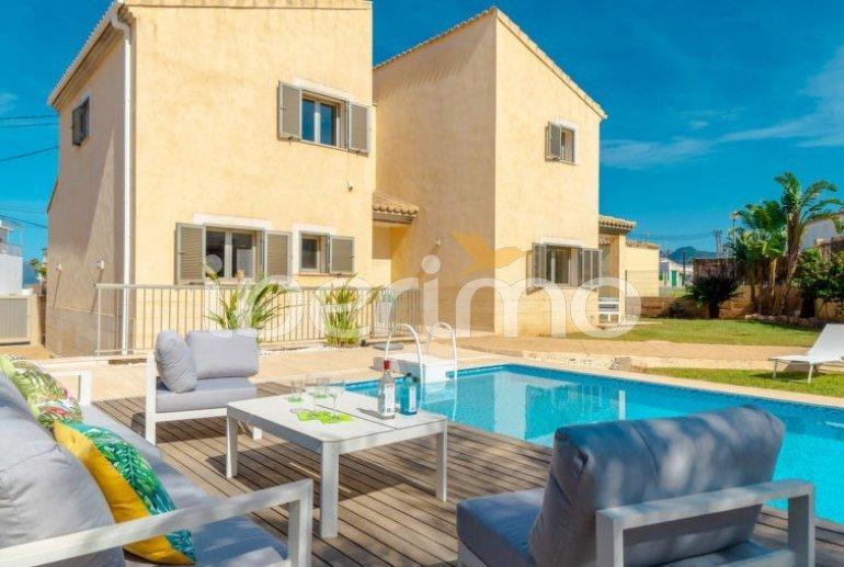 House   Alcúdia 8 persons - private pool p1