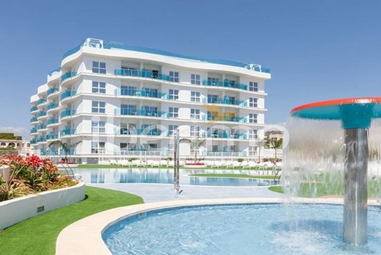 Flat   Alcoceber 5 persons - comunal pool p0