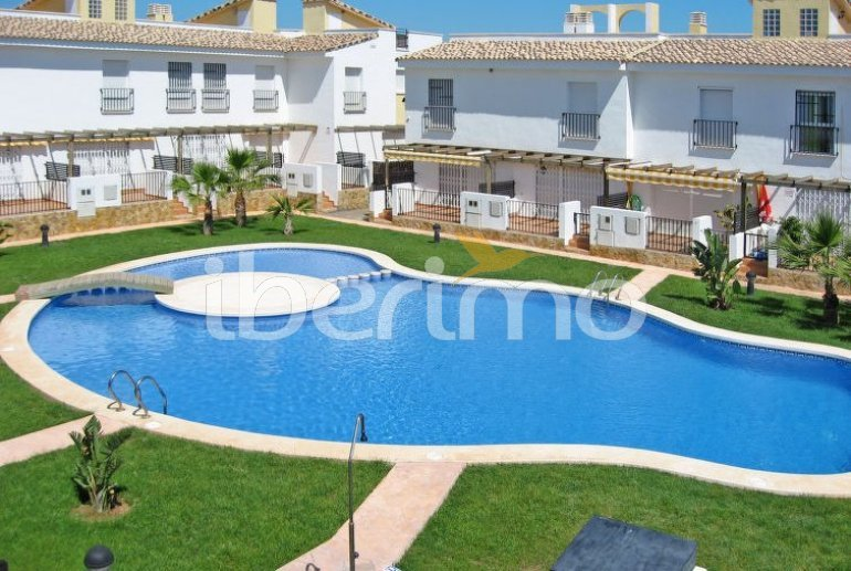 House   Alcoceber 6 persons - comunal pool p0