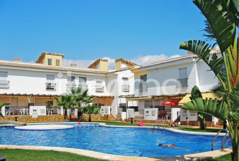 House   Alcoceber 6 persons - comunal pool p1