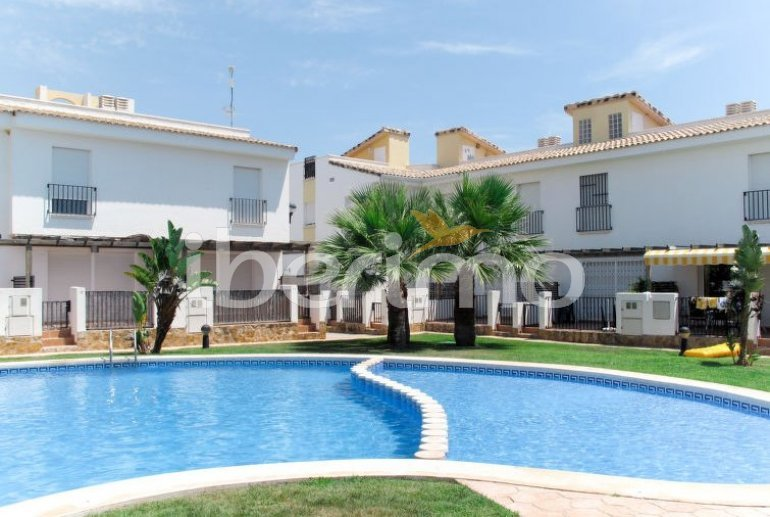 House   Alcoceber 6 persons - comunal pool p7
