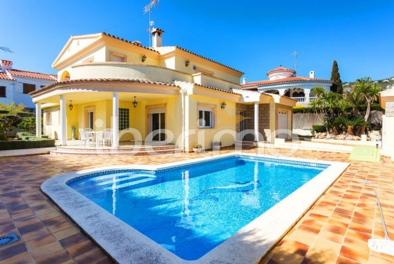 House   Alcoceber 10 persons - private pool p0