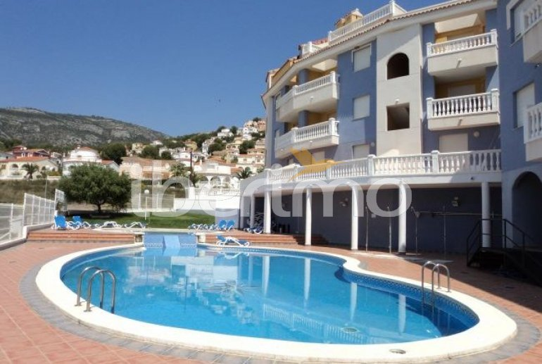 Flat   Alcoceber 6 persons - comunal pool and air conditioning p0