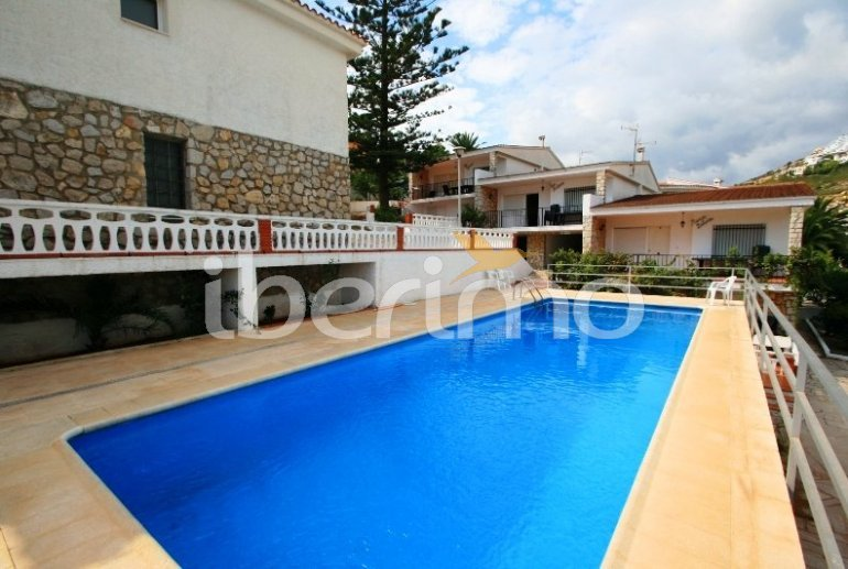 Flat   Peniscola 6 persons - comunal pool, parking and internet p1