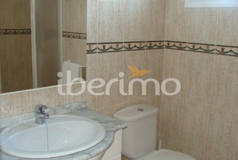 Flat   Peniscola 6 persons - comunal pool, parking and internet p10