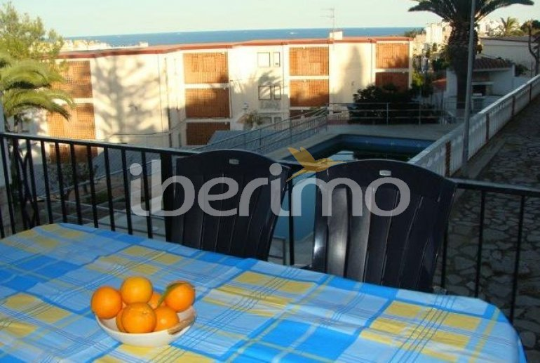 Flat   Peniscola 6 persons - comunal pool, parking and internet p4