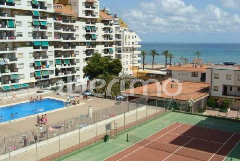 Flat   Peniscola 6 persons - comunal pool and sea view p10