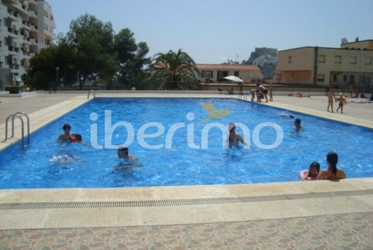 Flat   Peniscola 6 persons - comunal pool and sea view p2