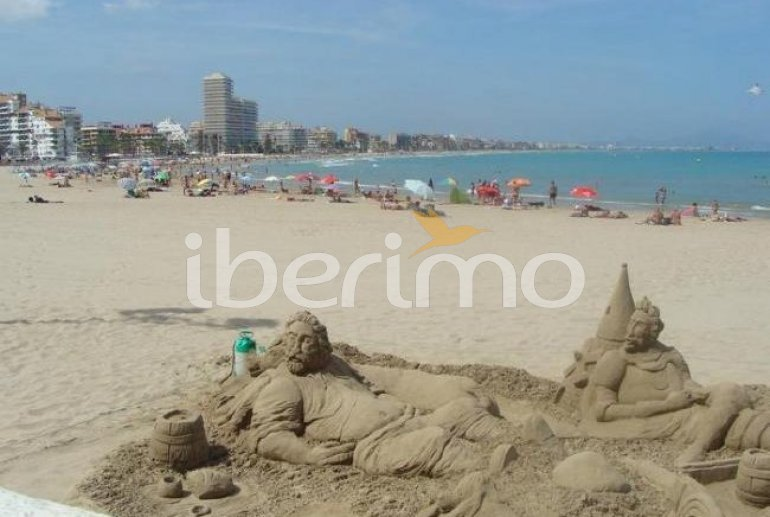 Flat   Peniscola 6 persons - comunal pool and sea view p11