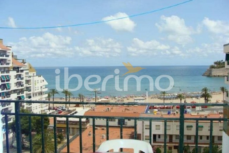Flat   Peniscola 6 persons - comunal pool and sea view p3