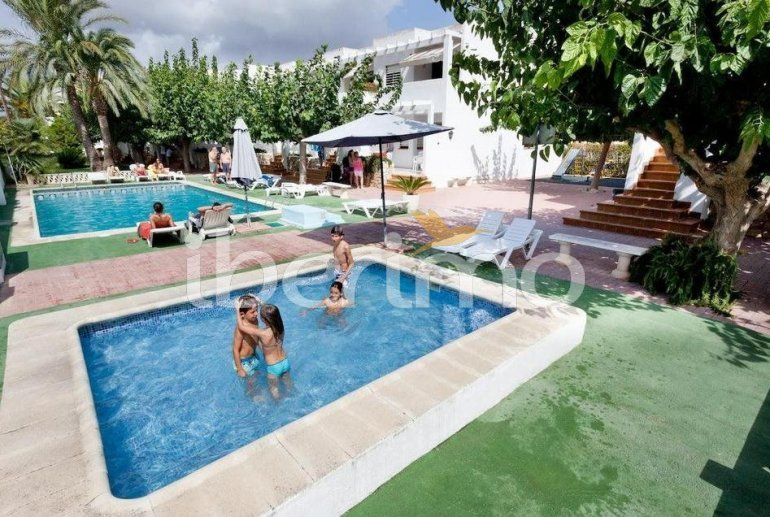 Flat   Benicarlo 4 persons - comunal pool and A/C p0