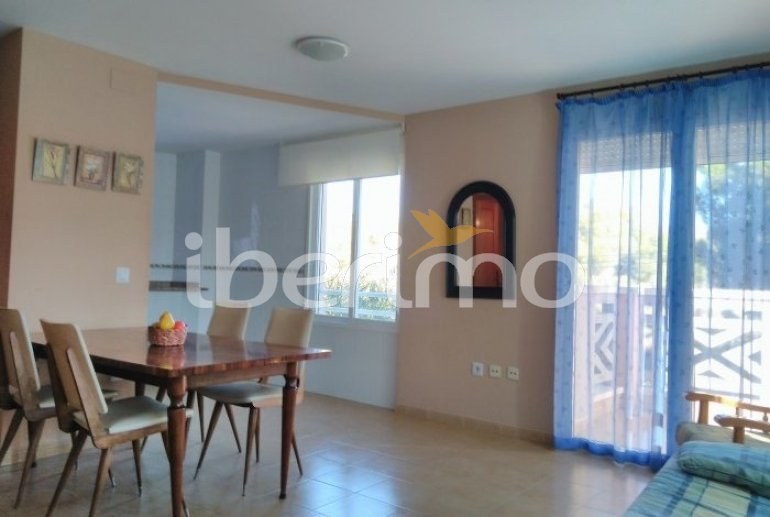 Flat   Peniscola 6 persons - comunal pool and parking p4