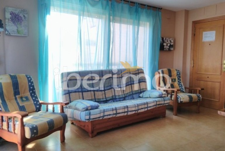 Flat   Peniscola 6 persons - comunal pool and parking p6