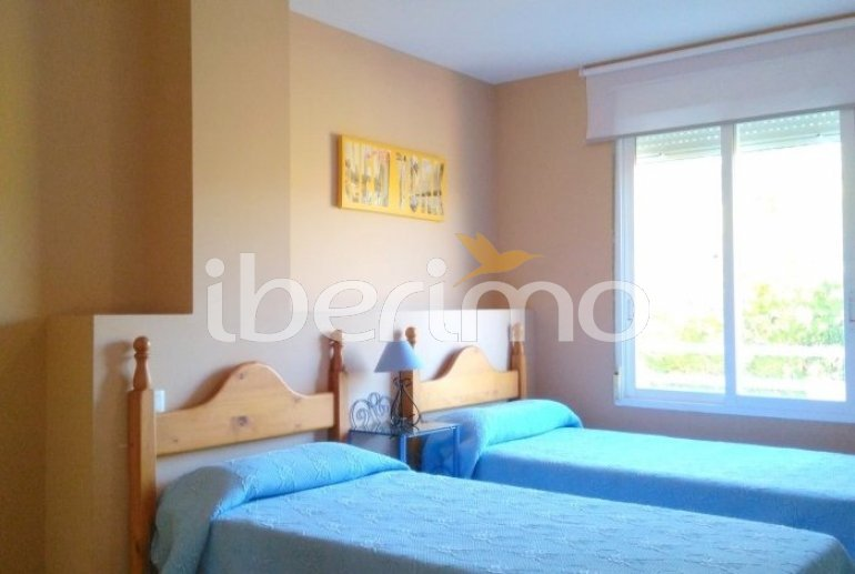 Flat   Peniscola 6 persons - comunal pool and parking p12