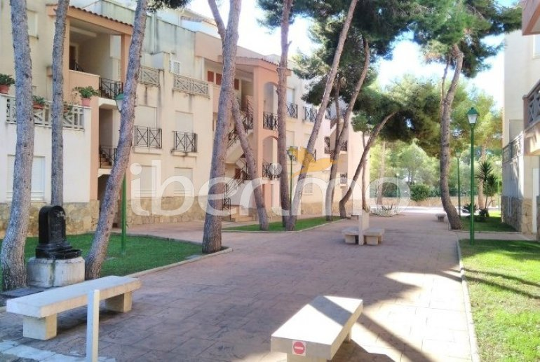 Flat   Peniscola 6 persons - comunal pool and parking p16