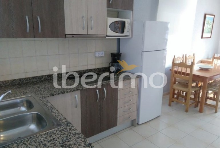 Flat   Peniscola 6 persons - comunal pool, parking and internet p5