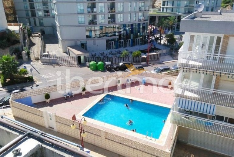 Flat   Peniscola 6 persons - comunal pool, internet and near sea p17