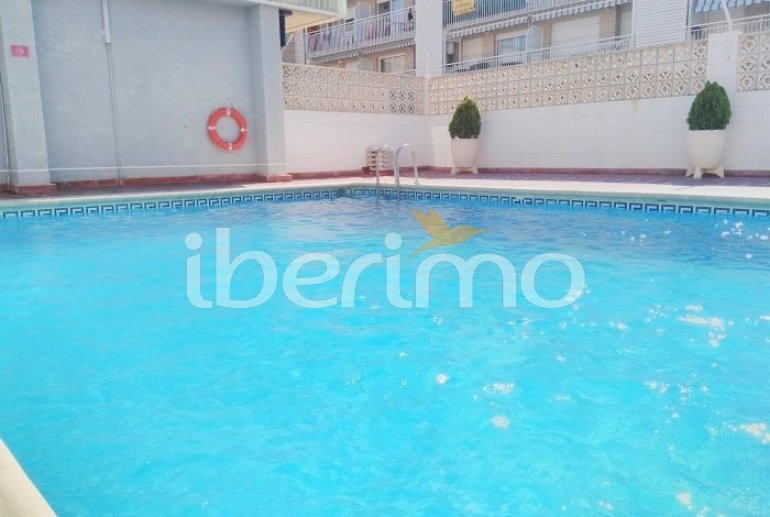 Flat   Peniscola 6 persons - comunal pool, internet and near sea p16