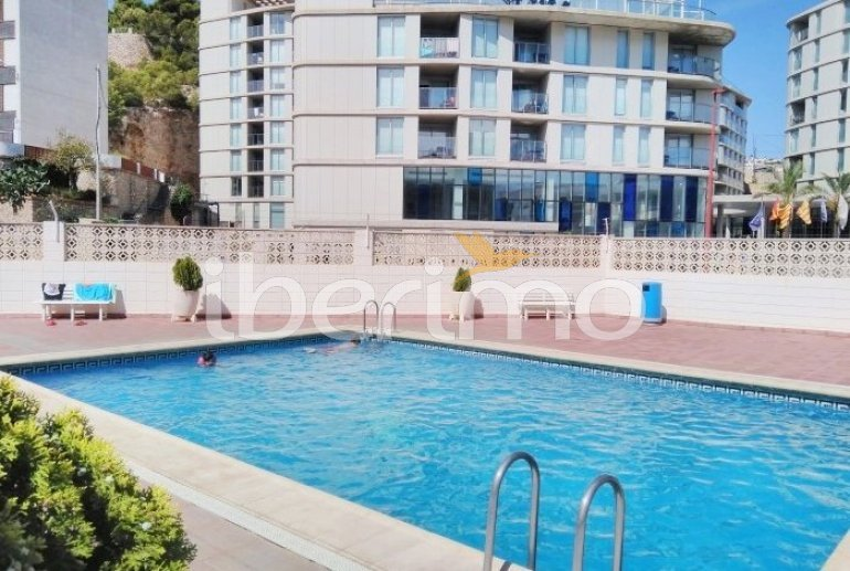 Flat   Peniscola 6 persons - comunal pool, internet and near sea p14