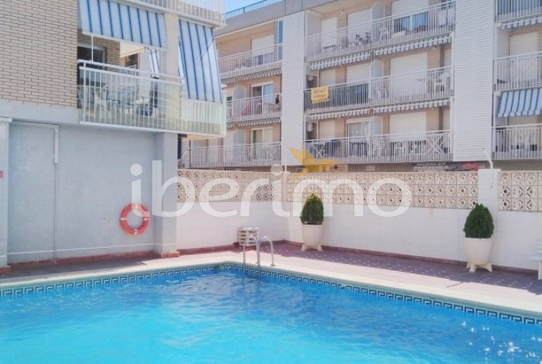 Flat   Peniscola 6 persons - comunal pool, internet and near sea p13