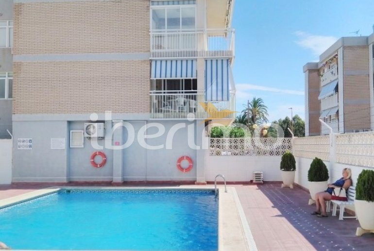 Flat   Peniscola 6 persons - comunal pool, internet and near sea p15