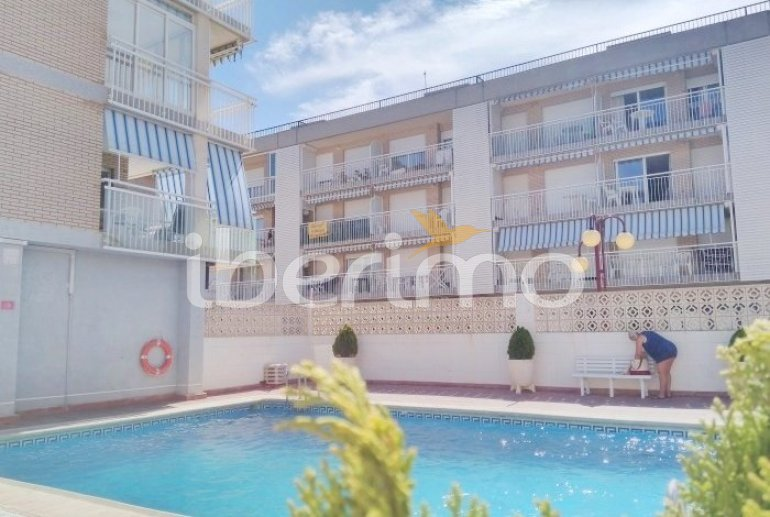 Flat   Peniscola 6 persons - comunal pool, internet and near sea p12