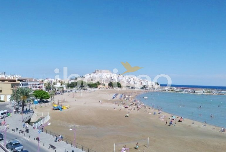Flat   Peniscola 6 persons - comunal pool, internet and near sea p20