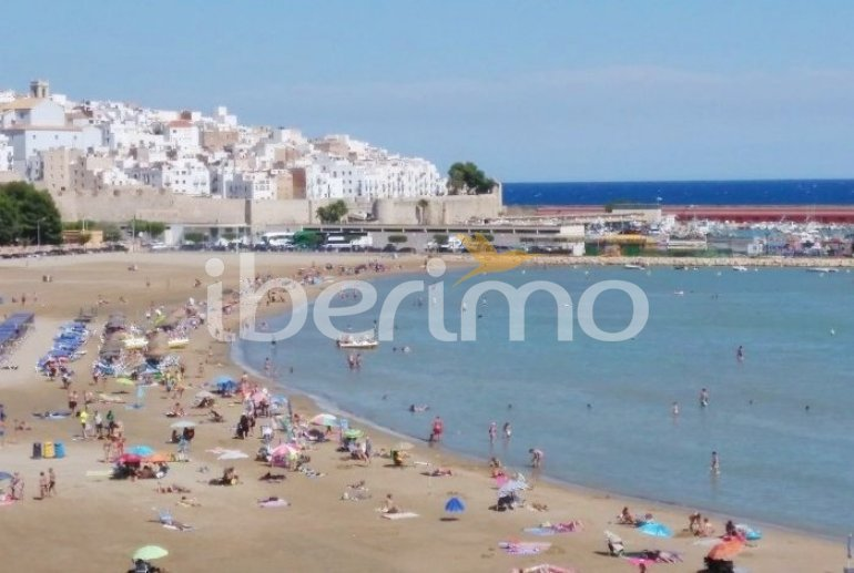 Flat   Peniscola 6 persons - comunal pool, internet and near sea p21
