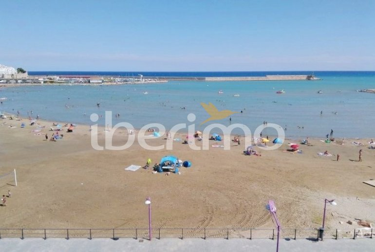 Flat   Peniscola 6 persons - comunal pool, internet and near sea p22