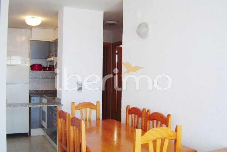 Flat   Peniscola 6 persons - comunal pool, internet and near sea p6
