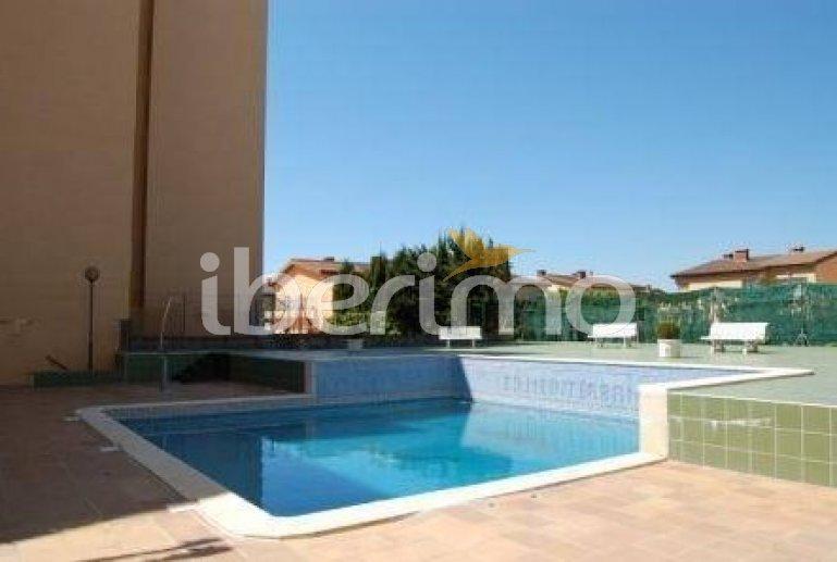 Flat   Rosas 4 persons - comunal pool p1