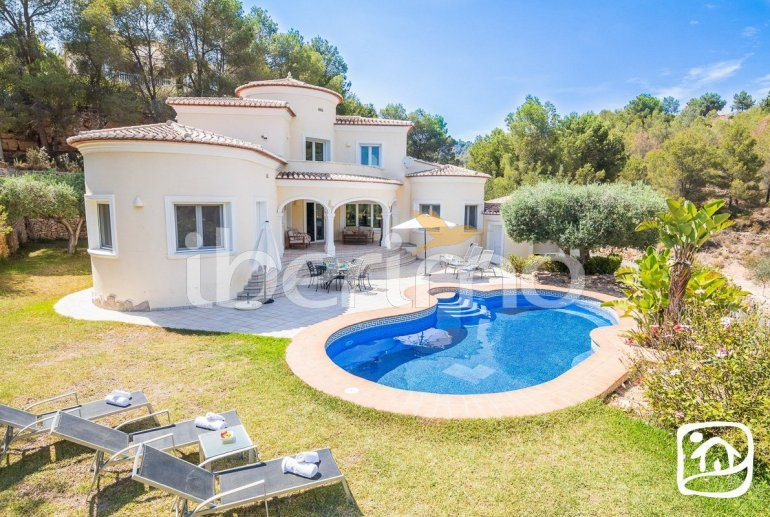 House   Benissa 6 persons - private pool and air conditioning p3