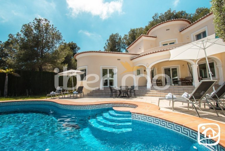 House   Benissa 6 persons - private pool and air conditioning p9