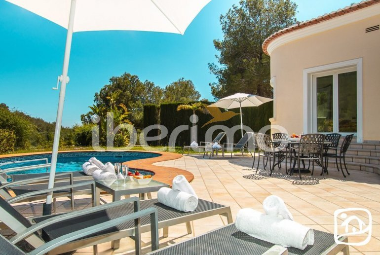 House   Benissa 6 persons - private pool and air conditioning p10