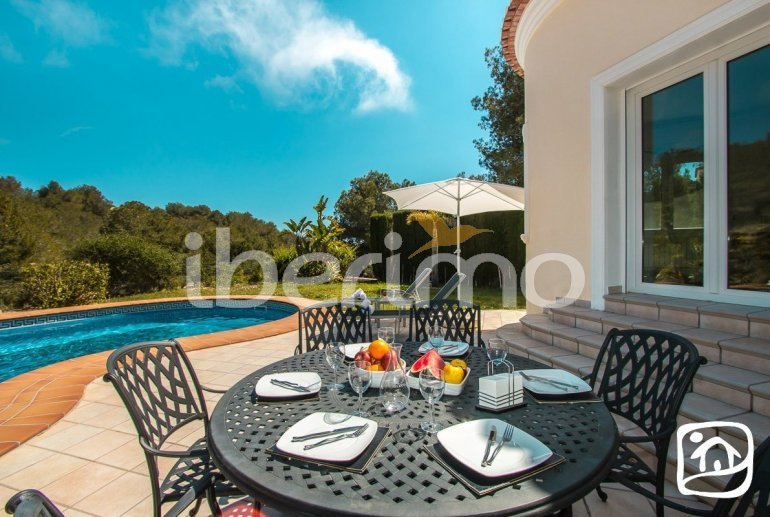 House   Benissa 6 persons - private pool and air conditioning p12