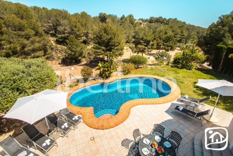 House   Benissa 6 persons - private pool and air conditioning p18