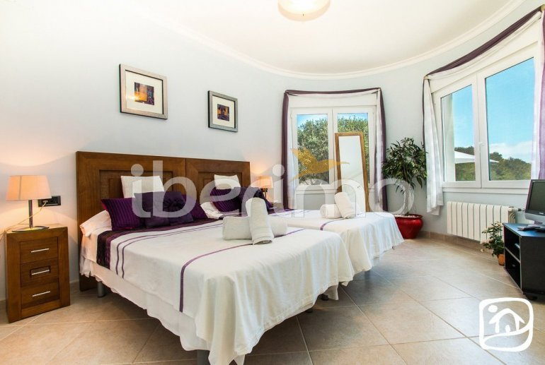 House   Benissa 6 persons - private pool and air conditioning p5