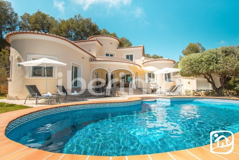 House   Benissa 6 persons - private pool and air conditioning p17